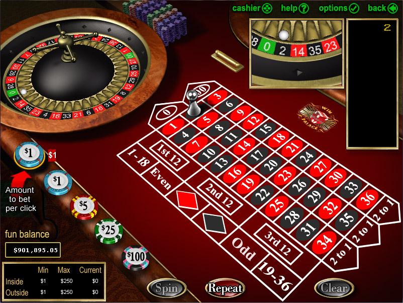 roulette bonus whoring